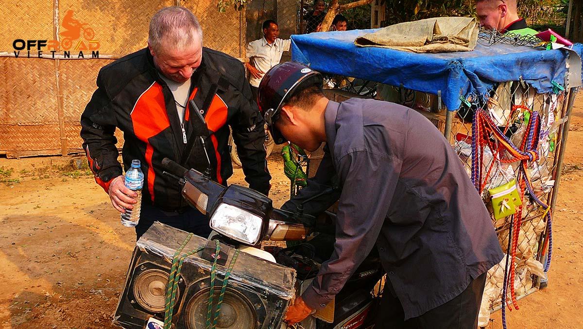 Motorbike VietnamTours - FAQs about motorbiking in Vietnam.
