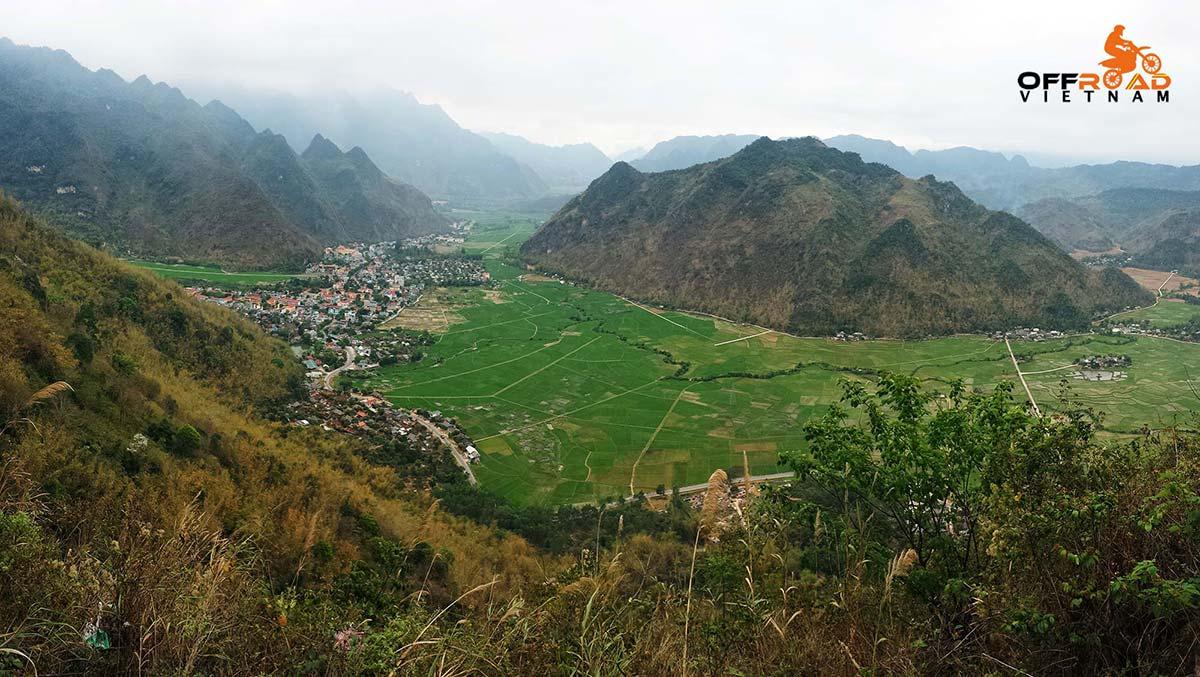 Motorbike Vietnam Adventure Tours - Ho Chi Minh Trail Ride: Mai Chau.