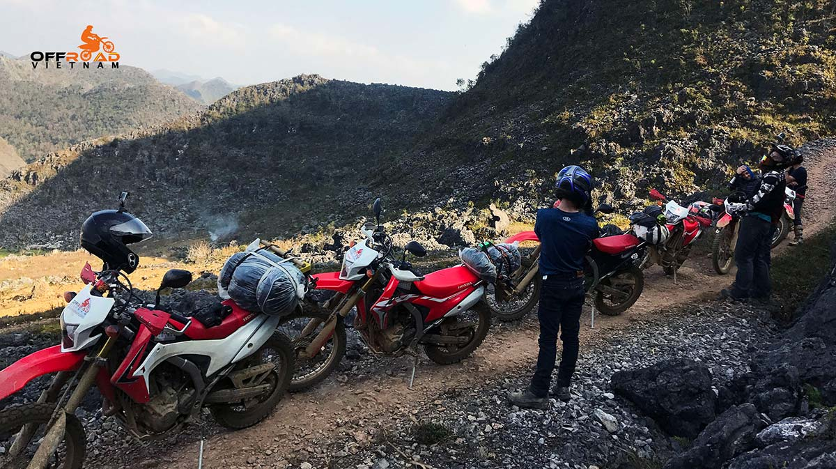 Motorbike Vietnam offers Vietnam off-road motorbike tours or self guided motorcycle/scooter rentals from Hanoi, touring in Ha Giang province of North Vietnam with Motorbike Vietnam.