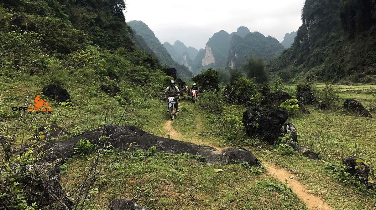 Motorbike Vietnam Adventure Tours - Scenic Ha Giang and Northeast Vietnam