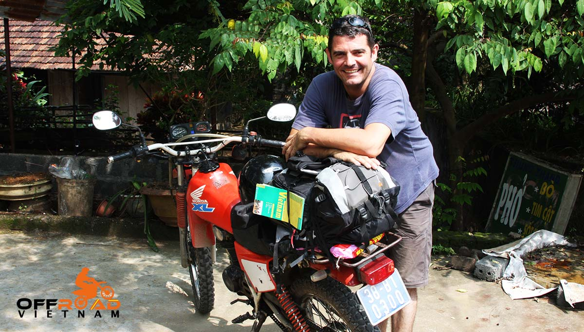 Motorbike Vietnam Tours - Testimonials, feedback and reviews from our customers.