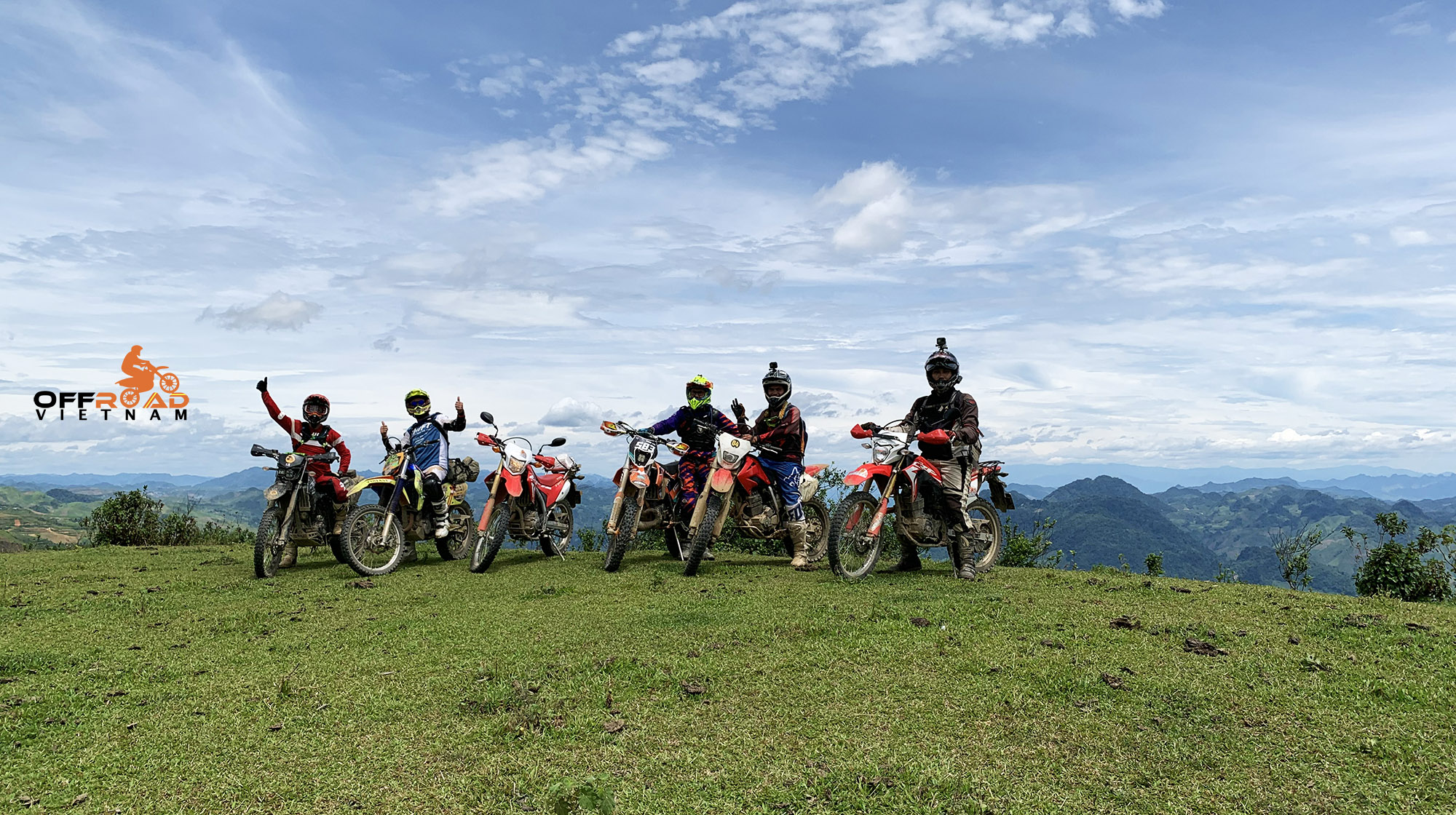 Join guided Vietnam motorbike tours and experience Vietnam the local way.