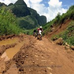 Northeast Vietnam trail bike tours