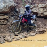 Challenging Northeast Vietnam trail bike tours